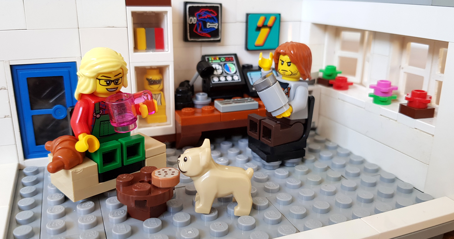 office lego